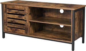 VASAGLE TV Cabinet for up to 50-Inch TVs, TV Console, TV Stand, Cabinet with 2