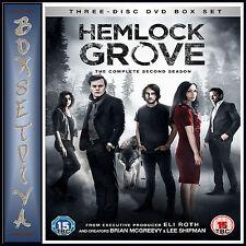 HEMLOCK GROVE - COMPLETE SEASON 2  *BRAND NEW DVD***
