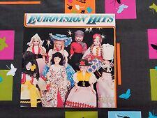 EUROVISION HITS ABBA MASSIEL  uk edition lp