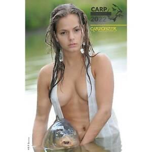 Erotischer Karpfenkalender Carponizer 2022 - Angelkalender Kultkalender Carp