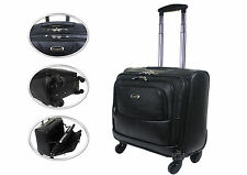 Wheeled Laptop Briefcase Business Office Bag Trolley Case Travel Cabin Bag 8833