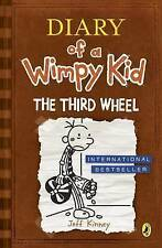 DIARY OF A WIMPY KID THE THIRD WHEEL by JEFF KINNEY ~ A modern childrens classic