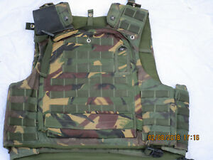OSPREY Cover Body Armour,Temperate MK III,Splitterschutz Westenbezug,UK. 190/120