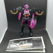 Arcee Transformers Movie Deluxe Class Action Figure Hasbro 2007