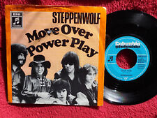 Steppenwolf - Move over / Power play   German Columbia 45