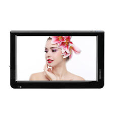 "Portable 10"" Inch Digital DVB-T/T2 LED LCD TV Television Player Support USB/TF O"