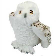 "12"" Snowy Owl Plush Stuffed Animal Toy"