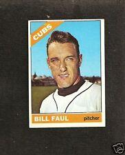 1966 Topps # 322 Bill Faul Ex/Ex-Mt