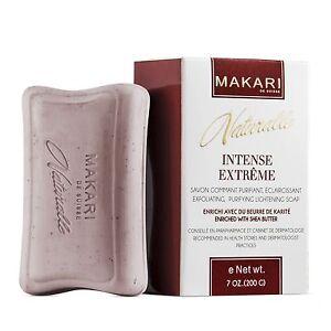 Makari Naturalle Intense Extreme Skin Lightening Soap 7oz–Exfoliating, Purifying
