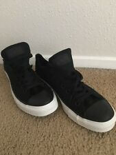 Converse All Star Black Low Rise Authentic Brand New . Men's Size 9.5