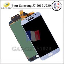 ECRAN LCD + VITRE TACTILE POUR SAMSUNG GALAXY J730 J7 2017 SM-J730F DS Bleu