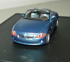 BMW 80410144027 BMW Z4 Roadster hellblau 1/87  NEU & in OVP Dealer Edition