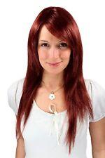 Brunette Wig Long Smooth Volume Backcombed/Verödet Parting 65 cm LA0339-35