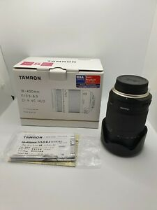 Tamron 18-400mm f/3.5-6.3 Di II VC HLD Lens for Nikon F Mount