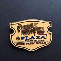 Disneyland Sign Series - Fire Engine to Plaza RARE Disney Pin 2766