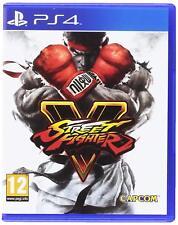 Street Fighter V PARA PS4