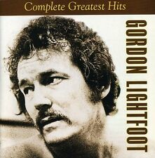 GORDON LIGHTFOOT COMPLETE GREATEST HITS REMASTERED CD NEW