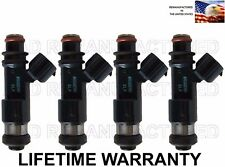 Genuine Denso 4X Fuel Injectors For 04-12  Mitsubishi Galant Eclipse 2.4L