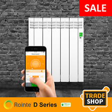 Rointe D Series DIW0550RAD - Delta 550w Oil-Filled Electric Radiator & Wifi