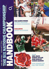 SIX NATIONS RUGBY TOURNAMENT 2005 PREVIEW WALES GRAND SLAM