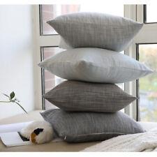 Modern Cotton Linen Sofa Cushion Cover Throw Pillow Case Home Sofa Bed Decor New