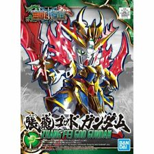 Bandai Gundam SDSS #003 Sangoku Soketsuden Zhang Fei God Gundam Model Kit