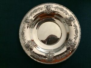 Vintage ARDSLEY Tudor plate Oneida Community copper 11 inch
