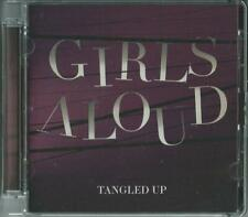 GIRLS ALOUD - TANGLED UP 2007 EU STANDARD EDITION CD ALBUM + 12-PAGE BOOKLET