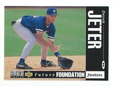 Derek Jeter 1994 Collector's Choice Card #644; NM-Mint; New York Yankees