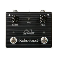 Suhr KOKO Boost Overdrive Electric Guitar Effect Pedal NEW