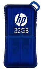 Genuine HP 32GB Micro Low Profile Memory Stick USB Flash Drive v165w, UK Seller