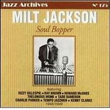 Milt Jackson Soul Bopper DIZZY GILLESPIE RAY BROWN THELONIOUS MONK KENNY CLARKE