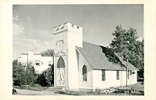 A View of the Public Library, Cando Nd Rppc