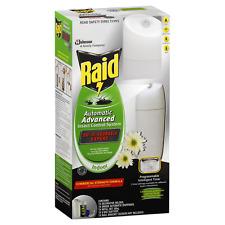 Raid 305g Advanced DIY Expert Auto Control Insecticide