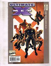 Lot of 5 Ultimate X-Men Marvel Comic Books #10 11 12 13 14 AK8