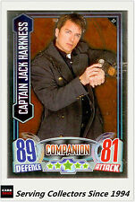2012 Topps Doctor Who Alien Attax Collectors Card Mirror Foil#37 Captain J.H