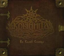 Krynitza - Hail to the Sun CD 2014 digipack reissue pagan neo-folk