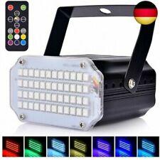Mini Stroboskop Disco Licht, Sound aktiviert Strobo Party Lichter