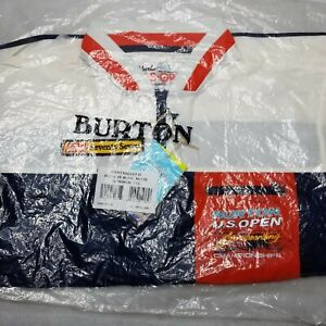 NWT Burton Special Edition Jacket XX Large US Open Snowboarding In Sealed Bag