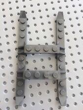 LEGO 12x6 DARK GREY HELICOPTER SLED RAILS X1 / PN 30248