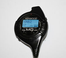 Tested Kenwood LCD Remote Control Unit Black w/ Backlit display for Minidisc MD
