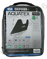 Oxford Aquatex Cover with Top Box Out/Indoor Motorcycle Cover M CV203 Medium