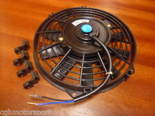 "RENAULT 5 GT TURBO NEW 12"" 12v RADIATOR FAN LOW PROFILE HIGH OUTPUT BLOW SUCK"