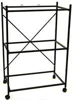 3 Shelf Stand for 2464 and 2474, Black