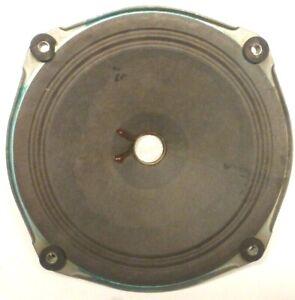 """vintage CROSLEY 66TC   RADIO part: Working 6"""" F.C. SPEAKER - 951 f.c. ohms"""