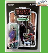 NABOO ROYAL GUARD VC83 ACTION FIGURE HASBRO STAR WARS THE VINTAGE COLLECTION