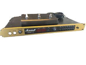 Marshall JMP-1 Valve MIDI Pre-Amp