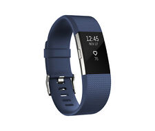 Fitbit Charge 2 Small Blue/silver -