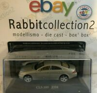 "DIE CAST "" CLS 500 - 2004 "" MERCEDES COLLECTION 1/43 (46)"