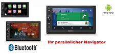 Sony xav-ax100 2DIN CONTROL UNIT CAR RADIO BLUETOOTH USB MP3 Android Navigator